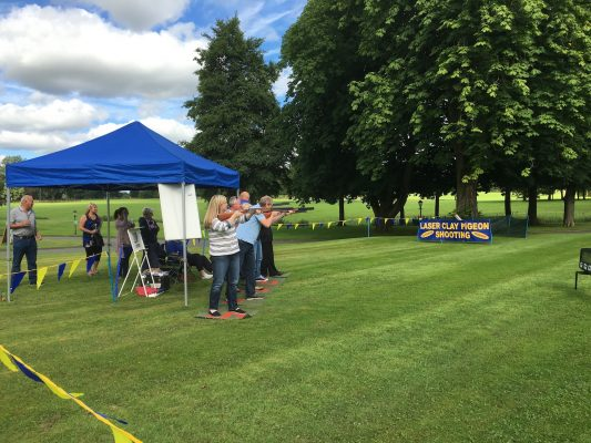 Clay Pigeon Shooting Cheshire