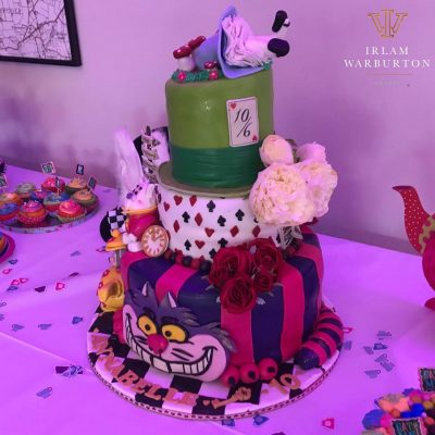 mad hatters tea party cheshire