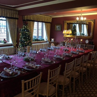 Christmas at Colshaw Hall